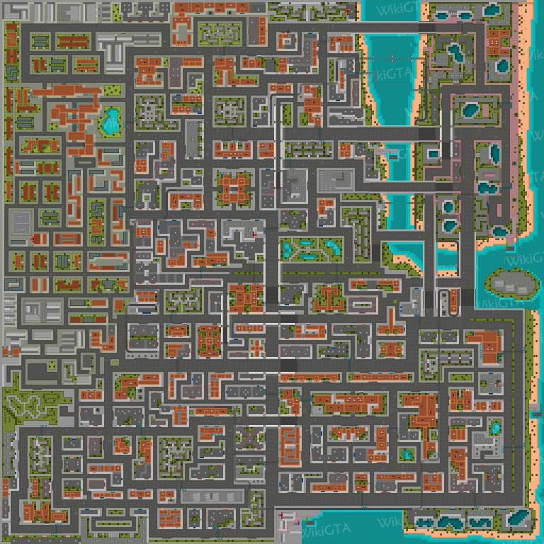 Map Rasta Blasta (Grand Theft Auto) - WikiGTA - The Complete Grand ...