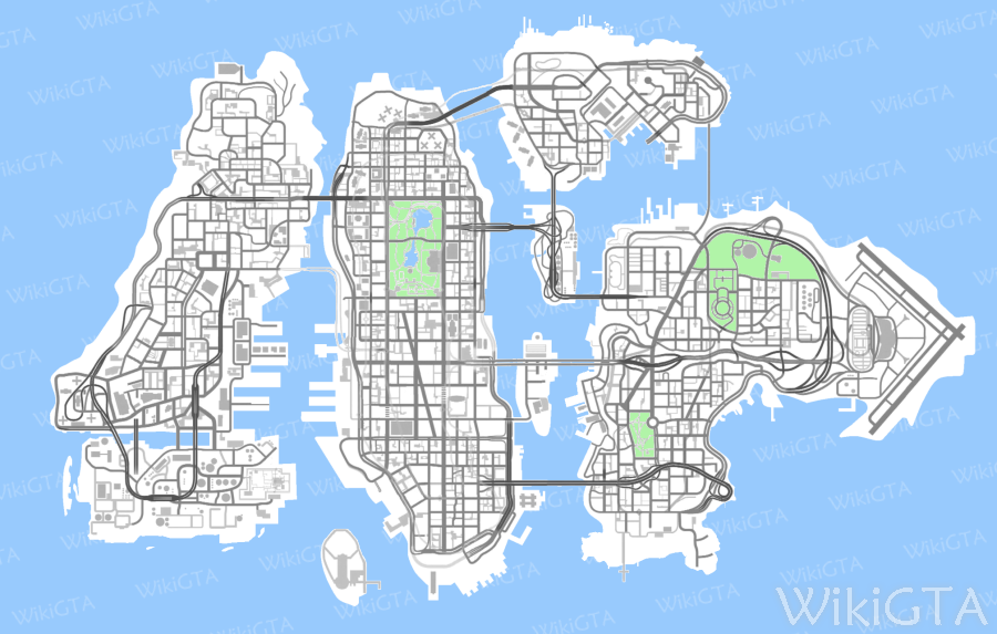 Locator Tw 6 : Tw locations gta iv wikigta the complete grand